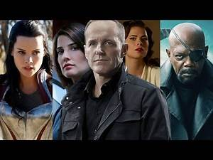 Agents of S.H.I.E.L.D: Every MCU Movie Character Who Appeared