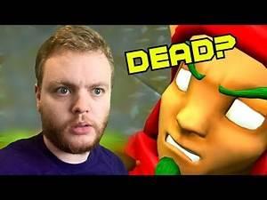 Top Five Surprisingly Dead Video Game Franchises - rabbidluigi