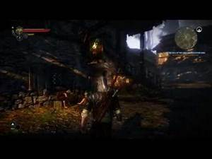 The Witcher 2 - Combat Overview
