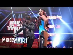 R-Truth & Carmella engage in a WWE MMC Rap Battle with Jimmy & Naomi