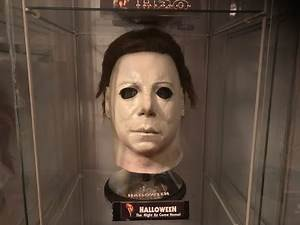 Halloween Michael Myers NightOwl Psycho Mask 2015