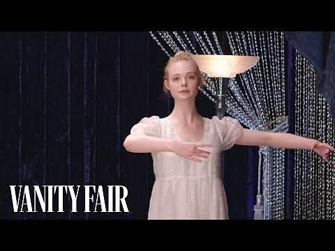 Elle Fanning Teaches You How to Make a Ballet Turn | Secret Talent Theatre | Vanity Fair