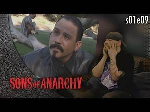 """Sons of Anarchy: 1x9 """"Hell Followered"""" REACTION"""