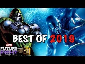 WHO WAS THE BEST NEW CHARACTER OF 2019 ??🤔 | Marvel Future Fight