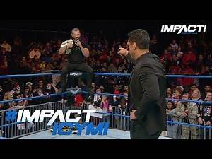 Austin Aries & Alberto El Patron Face Off In The Ring | IMPACT! Highlights Mar. 22 2018