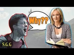 10 Times J.K Rowling Shocked Shippers!