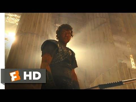 Wrath of the Titans - Perseus the Protector Scene (9/10) | Movieclips