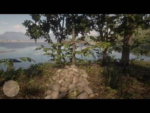Red Dead Redemption 2 - Sean McGuire Grave Location