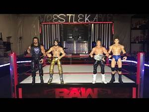 Seth Rollins and Roman Reigns vs Dolph Ziggler and Drew Mcinytre