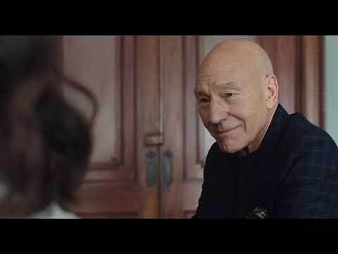 Coda Starring Patrick Stewart, Katie Holmes, Giancarlo Esposito Trailer