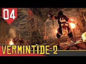 DIFICULDADE MÁXIMA! Fanático na Lenda - Warhammer Vermintide 2 #04 [Série Gameplay Português PT-BR]