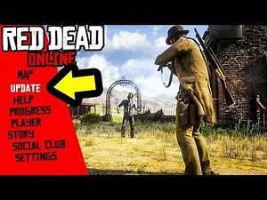 NEW Red Dead Online Update! SERVERS FIXED, Undead Nightmare DLC and More?