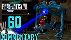 Final Fantasy VII Walkthrough Part 60 - Carry Armour In The Junon Underwater Reactor