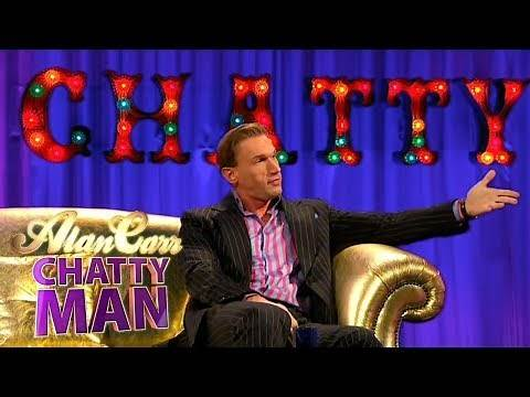 Dr. Jessen Wants To See A Case Of Diphallia   Full Interview   Alan Carr: Chatty Man with Foxy Games