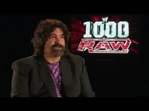 As Raw's 1000th episode approaches on July 23, Mick Foley