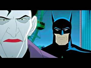 "Batman: The Killing Joke Ending ""The Batman and Joker Laugh"" (HD) Last laugh"