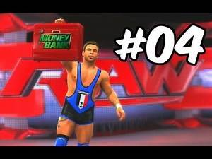 WWE 2K14   Universe Mode - 'SANTINO CASHES IN!'   #04
