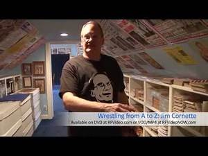 Wrestling from A to Z with Jim Cornette Preview