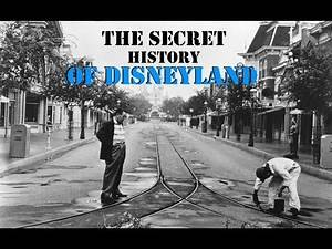 The SECRET History of Disneyland (And a Giveaway)