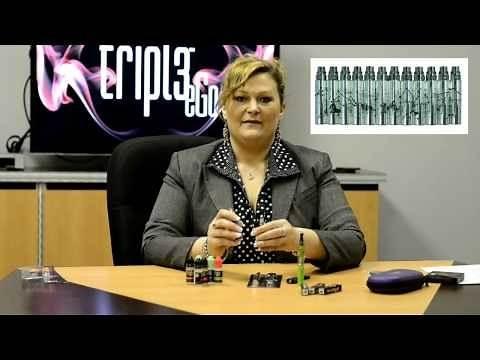 How to Use - Tripl3 eGo Vape Kit