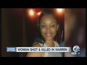 Woman shot and killed in Warren