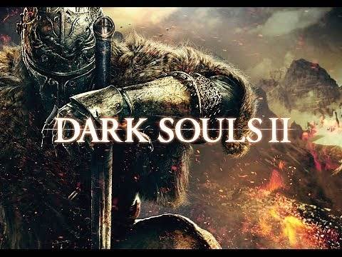 Dark Souls 2 : 2nd boss (The Pursuer) BEST strategy