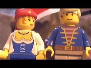 Lego Movie Monkey Island