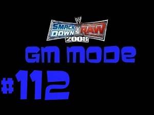 HARDY BOYZ COLLIDE - WWE Smackdown VS Raw 2008 GM Mode Ep. 112
