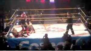 Wrestler dies during match in Mexico