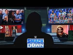 SMACKDOWN HACKER FUTURE REVEALS? The Truth Will Be Heard!