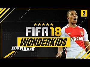 CONFIRMED FIFA 18 CAREER MODE WONDERKIDS?! | ft. Havertz, Mbappé & Kehrer [#2]