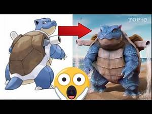 Pokemon In Real Life 2018 | Water Pokemon Tribute | TOP 10
