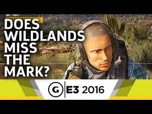 Does Ghost Recon Wildlands Miss the Mark?