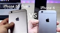iPhone 6 Vs iPhone 6S Plus In 2018! (Comparison)