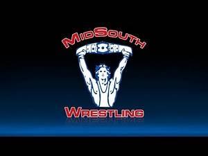 1985/01/17 Kevin Von Erich vs Chris Adams (Mid-South Wrestling)