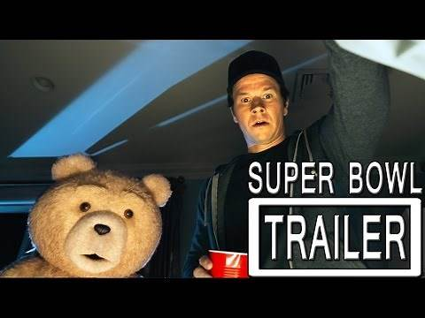 Ted 2 Super Bowl Trailer Official