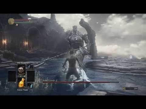 JoJo's Bizarre Adventure Dark Souls 3 Mod