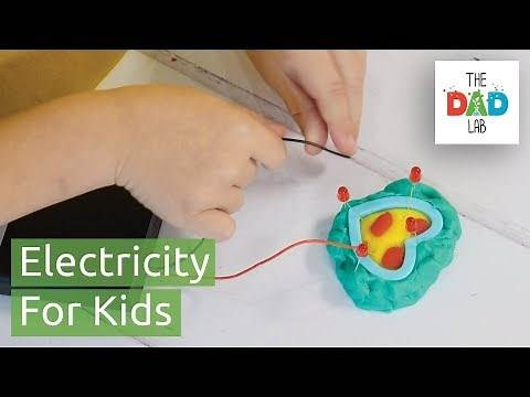 Introduction To Electricity For Preschoolers   Kids Science Toys