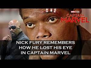 Nick Fury loses his eye | Try not to laugh!