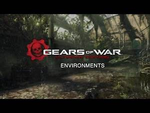 Gears of War Ultimate Edition - Remastering Environments (Xbox One) | Official Shooter Game HD