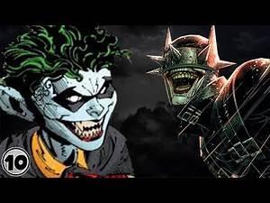 Top 10 Scary DC Super Villains