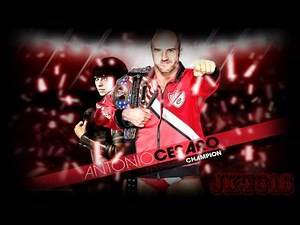 Antonio Cesaro Theme -'Miracle' (HQ Arena Effects) DL