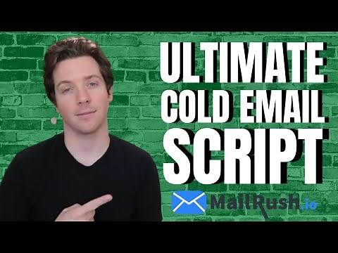 How to Write Cold Emails for Sales?