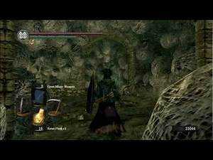 Dark Souls DLC HD PS3 - Secrets and Lore Waltkhrough 22 (The Bed Of Chaos and Solaire's Salvation)