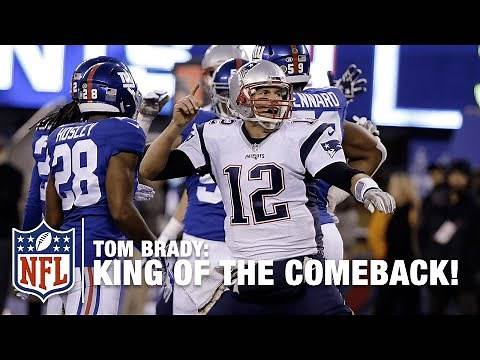Tom Brady's Top 3 Regular Season Comebacks | NFL
