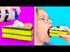 GENIUS PRANKS FOR YOUR FAMILY || Best Funny Pranks And Tricks by 123 Go! Genius