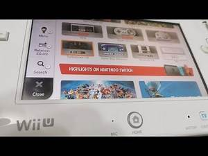 Nintendo Wii U Store is Better Than the Nintendo Switch Store