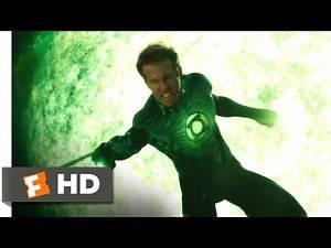 Green Lantern - Ring-Slinging 101 Scene (4/10) | Movieclips