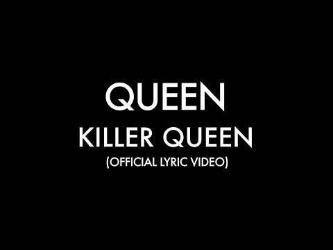 Queen - Killer Queen (Official Lyric Video)