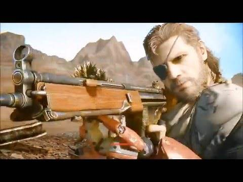 Fallout New Vegas Mods: Metal Gear Solid Armor Collection